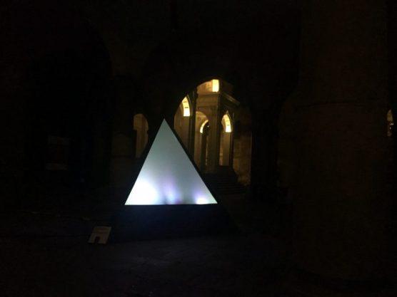 Skin in tetraedro del site specific Lumen