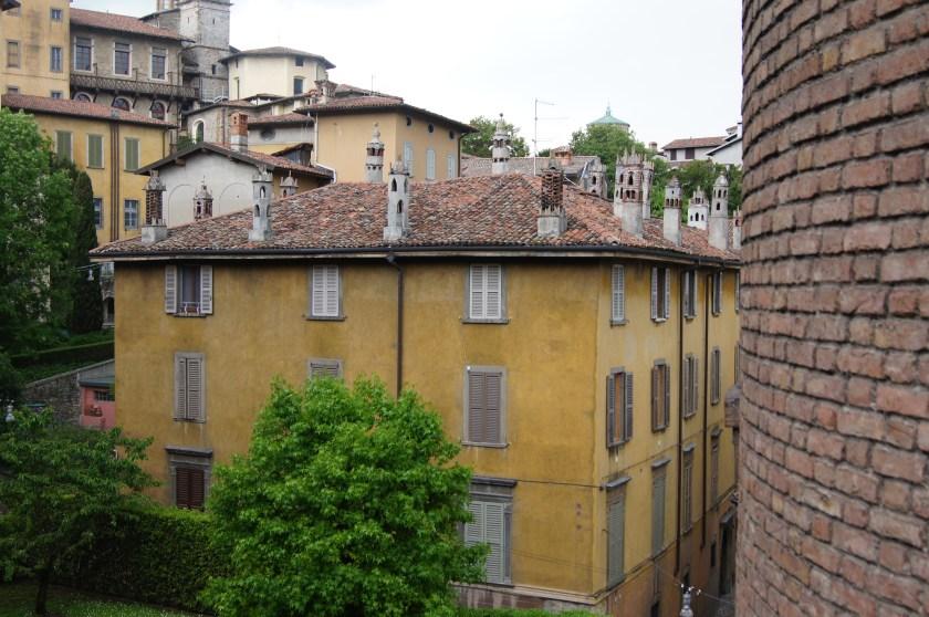 Ex casa di tolleranza in Bergamo Alta