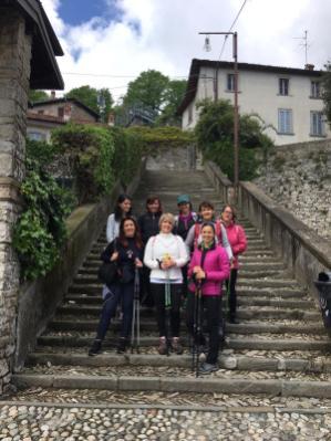Visita Guidata con Nordic Walking