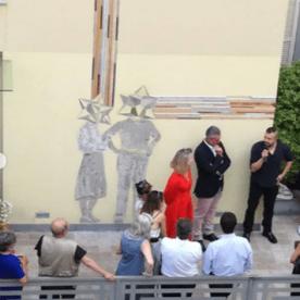 Mastrovito presenta Polvere di Stelle al pubblico