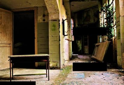 16 sciesopoli abbandonata