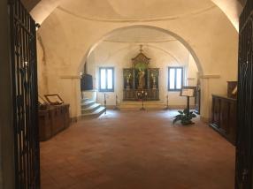 Chiesetta del Santuario