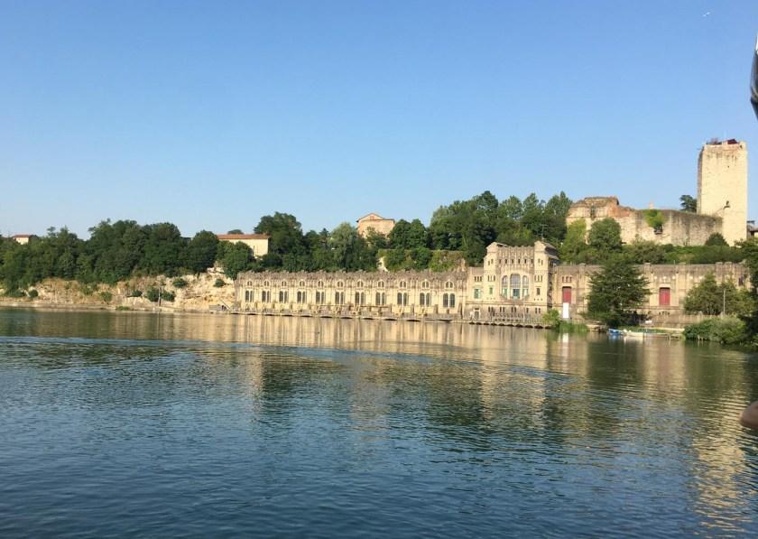 Centrale idroelettrica Taccani e castello Visconteo di Trezzo