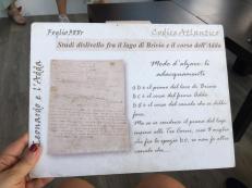 Leonardo da Vinci e Le acque dell'Adda