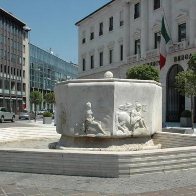 La fontana di Alziro Bergonzo detto la Zuccheriera
