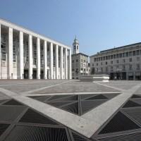Alziro Bergonzo a Bergamo: tour tra le opere che si trovano in città e il mistero di Casa Trussardi