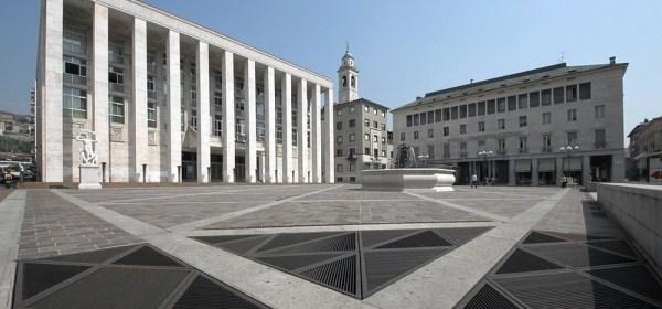 Piazza della Libertà a Bergamo