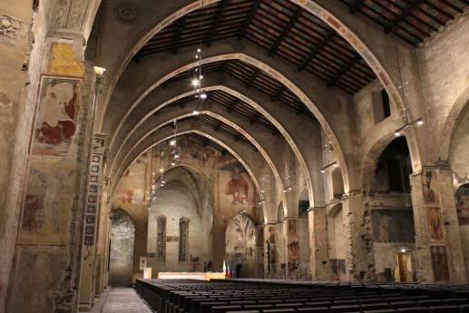 ex chiesa di Sant'Agostino aula magna
