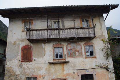 Edificio antico di Bracca