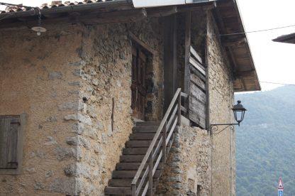 edificio medievale a Bracca