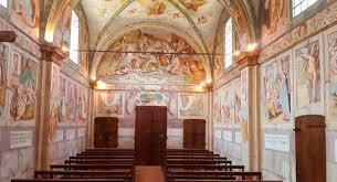 Interno Madonna dei Campi di Calvenzano