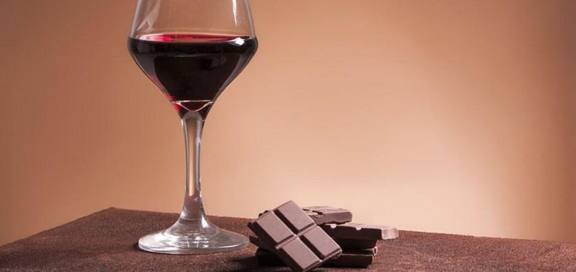 Moscato di Scanzo e cioccolato