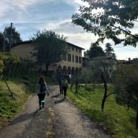 """Cammino del Vescovado: scoprire un passo dopo l'altro cosa significa """"aprire un nuovo cammino"""""""