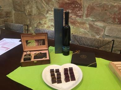 Balsamico e cioccolatino al balsamico