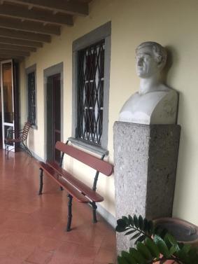 Il Corridoio di Villa Frizzoni