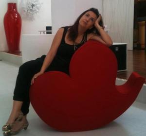 Raffi Garofalo autrice del progetto Cose di Bergamo