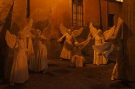 Angeli performer del Silence Teatro di Lovere