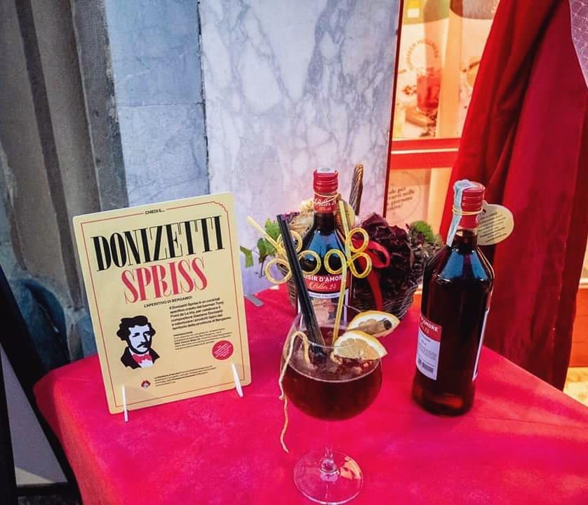 Donizetti Spriss in bicchiere