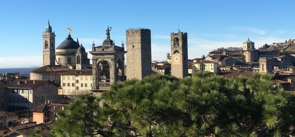 Città Alta dalla Rocca