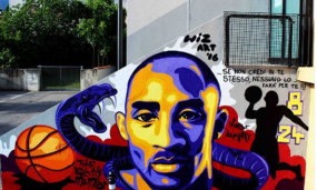 Kobe Bryant di Wiz