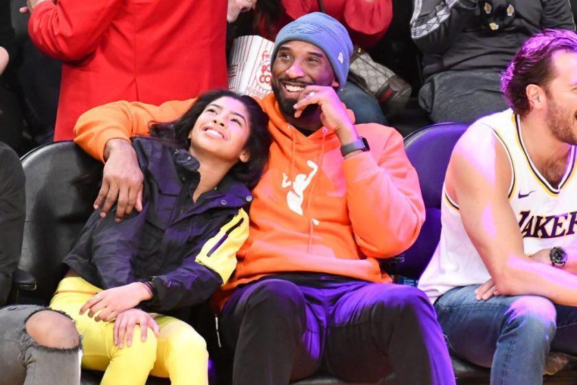 Kobe Bryant e la figlia scomparsi in un incidente il 25 gennaio 2020
