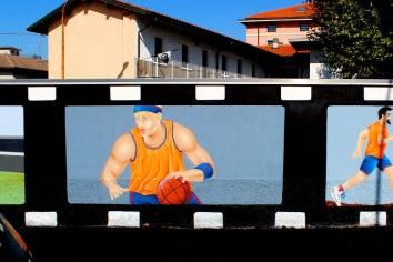 Wiz art giocatore basket