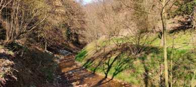 2. Sentiero parco del gigante di Luzzana
