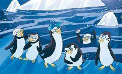 Pinguini Tattiti Nucleari comixisland