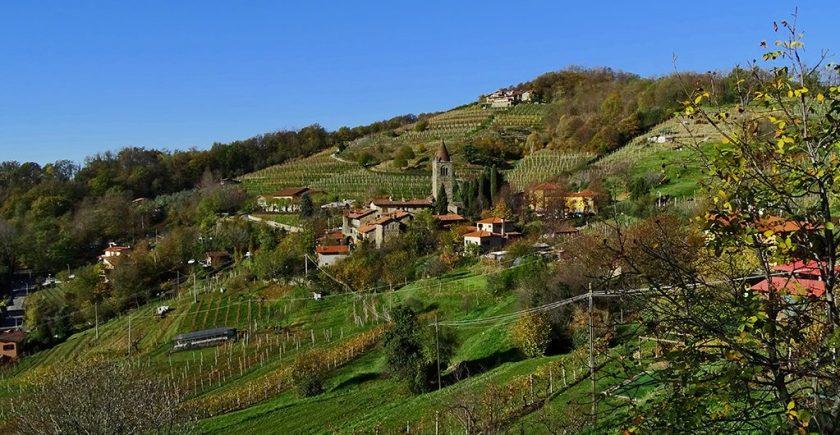 Fontanella tour su Monte Canto
