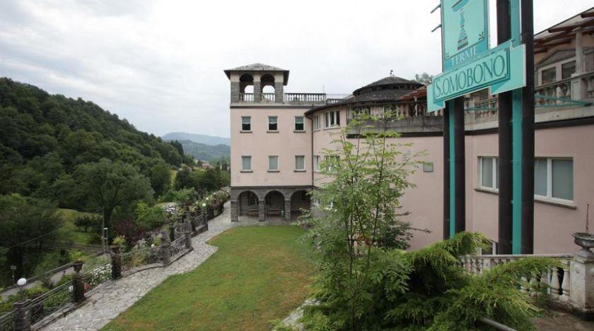 terme di Sant'Omobono Villa delle Ortensie