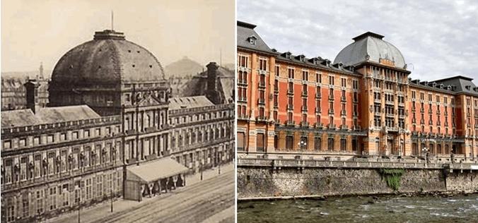 Grand Hotel San Pellegrino copia del Palazzo des Tuileries
