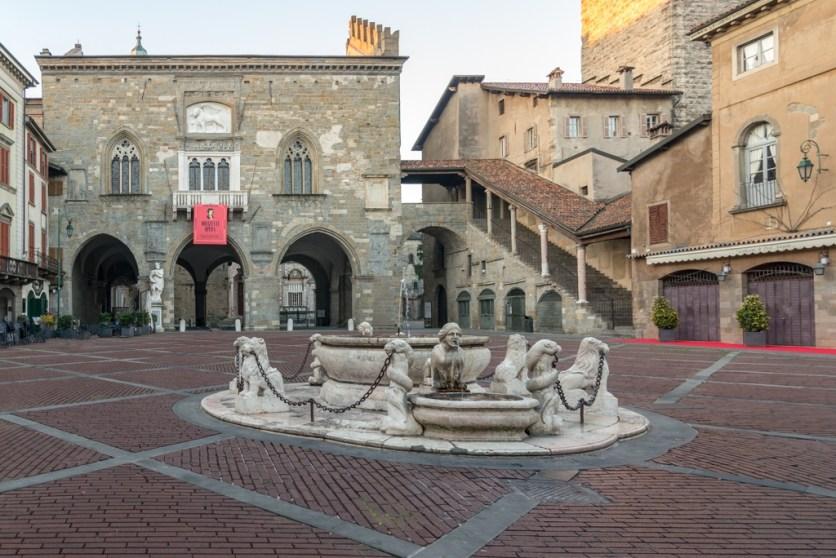 Piazza Vecchia - Bergamo Alta