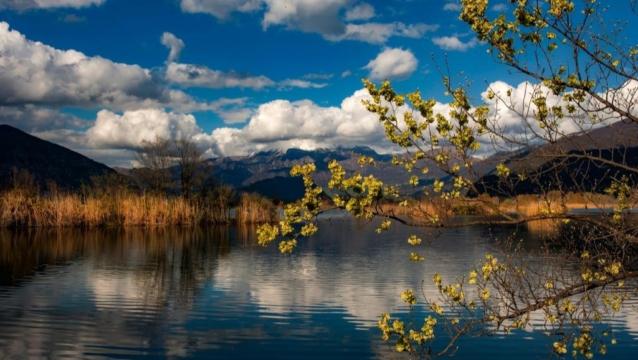 Torbiere del Sebino primavera