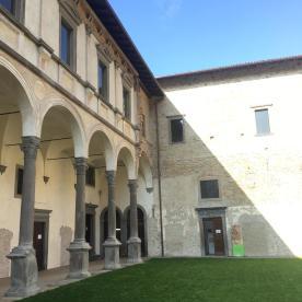 Portico Monastero di Astino