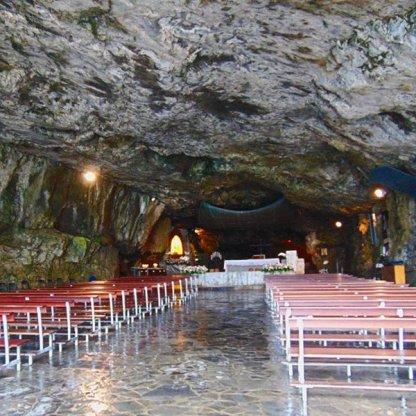 Grotta Santuario della Cornabusa Luoghi del Cuore FAI Bergamo