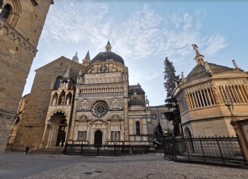 Basilica e Mausoleo