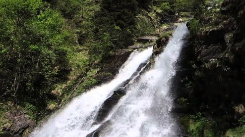 Cascate della Val Sambuzza Carona
