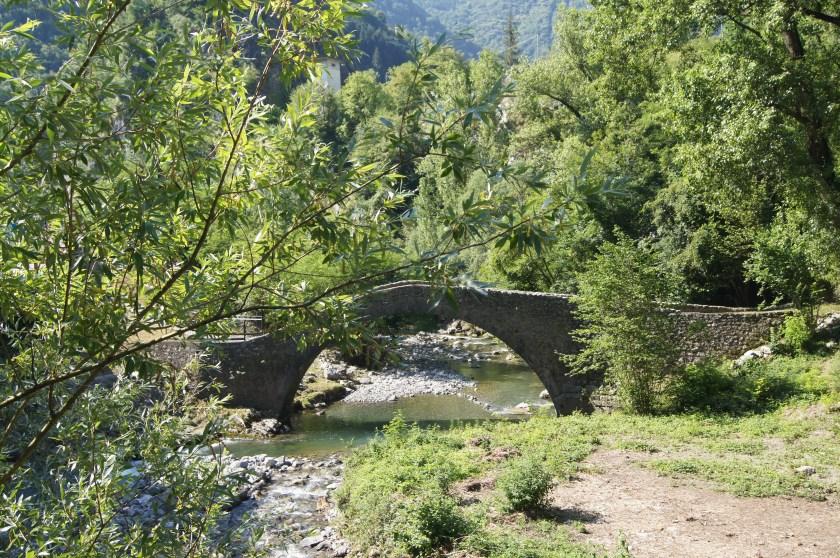 Il Ponte Cappello in Val Brembana