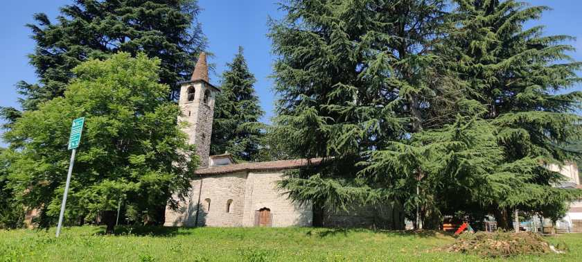 Chiesa romanica di San Pietro in Vincoli