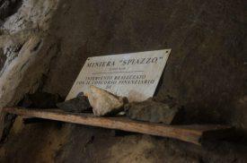 Miniera Spiazzo e i minerali raccolti all'interno
