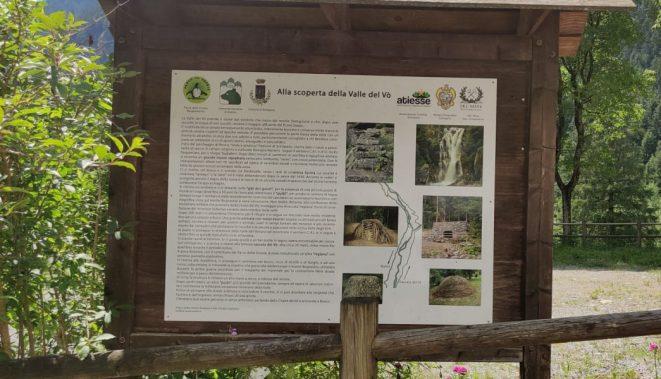 Poster Alla scoperta della Valle del Vò