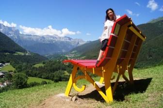 Raffi sulla Panchina Gigante di Schilpario (BG)