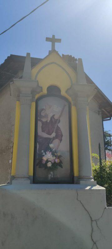 Edicola San Cristoforo