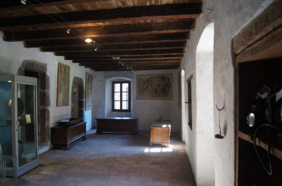 Primo piano museo etnografico di Valtorta