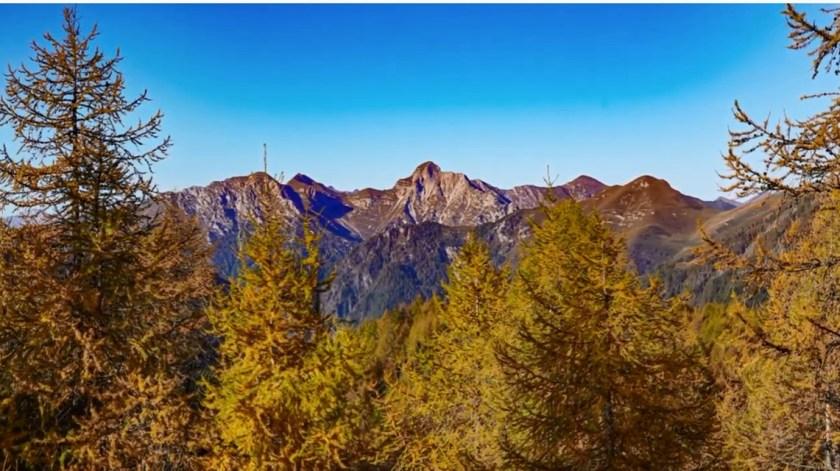 Autunno in Alta Val Brembana