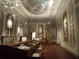 Museo Donizettiano sala interna