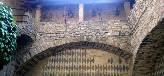 castello-bianzano decorazioni losanghe