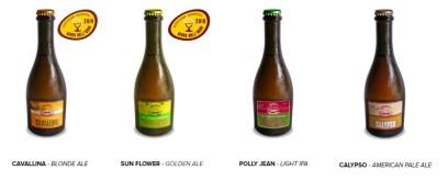 Birre del Birrificio ValCavallina 2