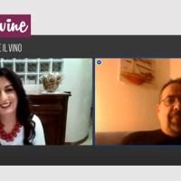 Raffaella racconta il territorio attraverso il vino nel webinar Cantine.wine