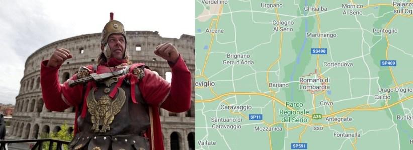 Ossimoro Romano di Lombardia